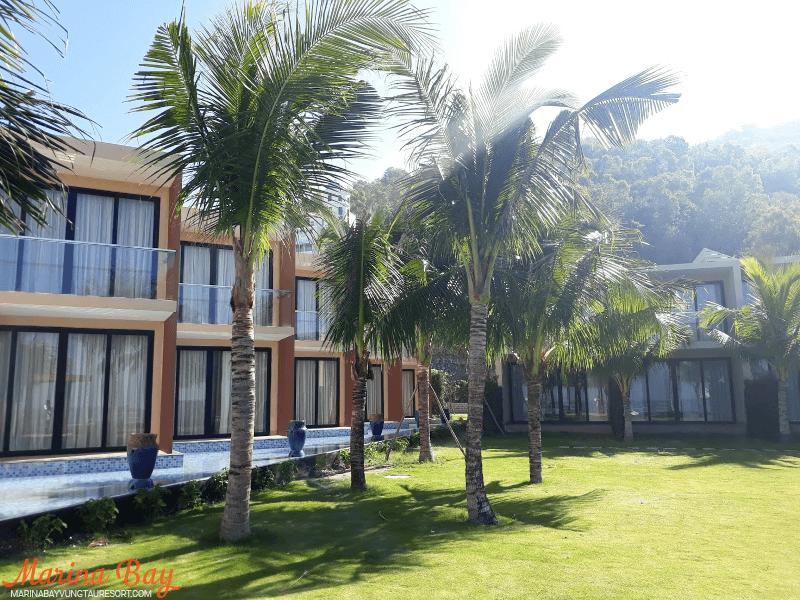 marina bay vung tau resort