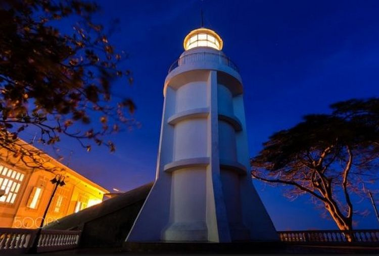 ngọn hải đăng tại Vũng Tàu