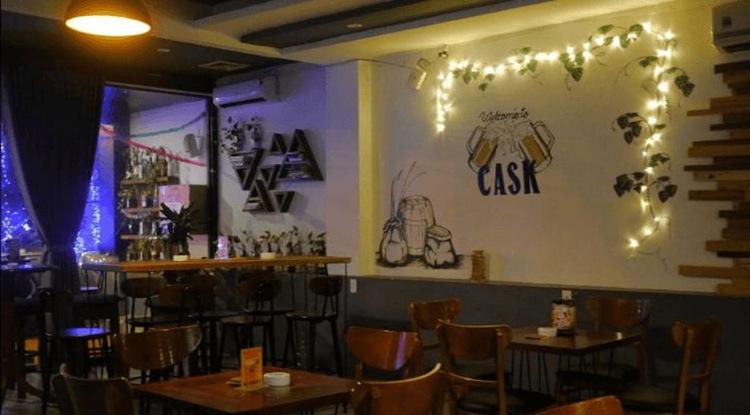 Cask – Craft Beer & Cocktail Bar